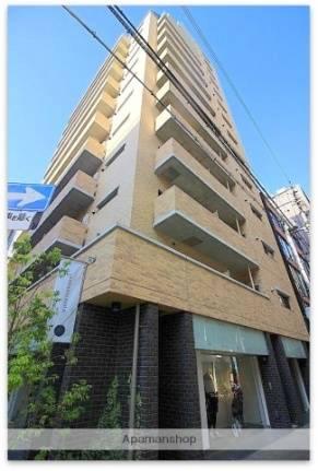 フォレステージュ北堀江 1K/8階の外観