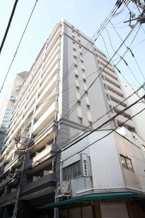 エスリード御堂筋梅田 1R/4階の外観