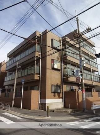 オリオノハイムII 3LDK/4階の外観