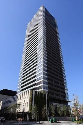グランドメゾン新梅田タワー 3LDK/31階の外観