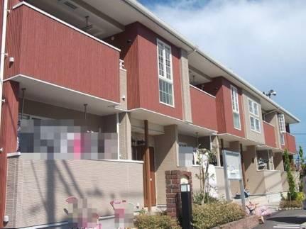 ガーデンハウス サニー 2DK/1階の外観