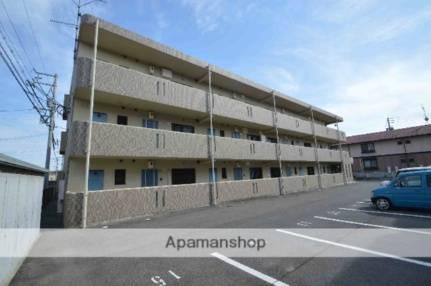アザレアマンションA 3LDK/3階の外観