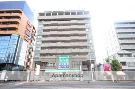 舟入山田ビル 2LDK/3階の外観