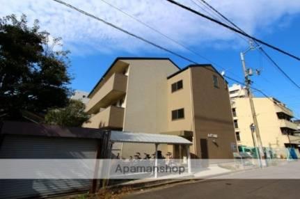 ルポワ山田 2K/2階の外観