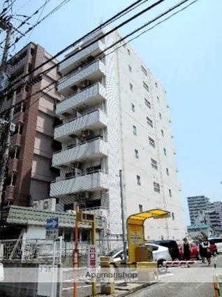 ロマネスク箱崎 1R/4階の外観