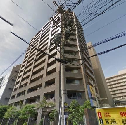 サーパス東千石 2LDK/6階の外観