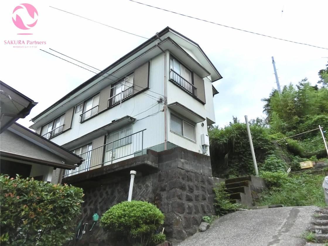 こじま荘 2K/1階の外観
