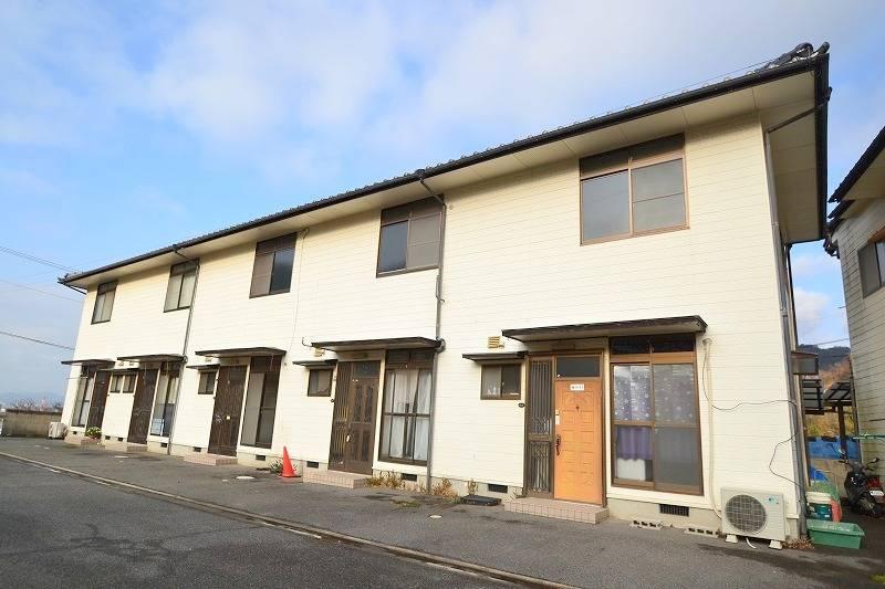 JR呉線坂駅より徒歩16分 2LDKの外観
