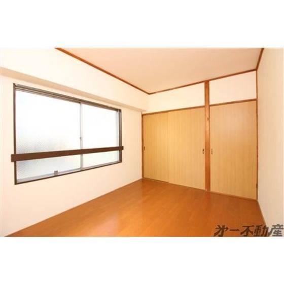 第1やまふじハイツ 2DK/2階の外観 居室