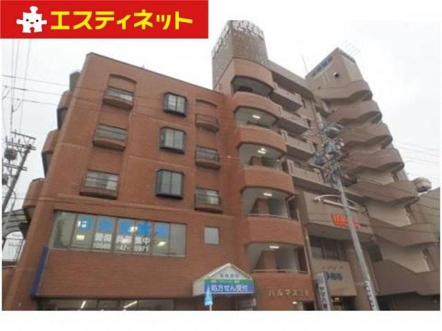 パルマス三愛 3DK/4階の外観