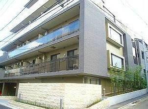 Brillia ist 北沢 1LDK/3階の外観
