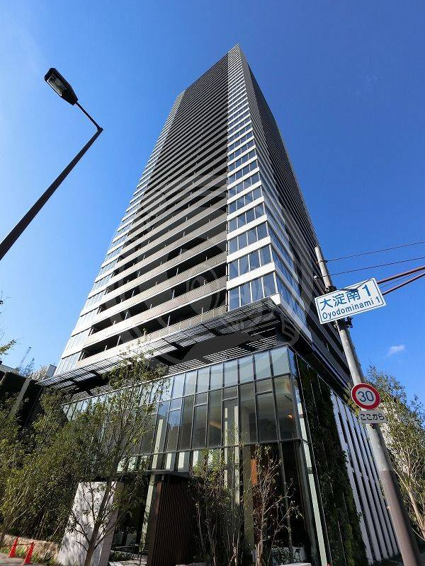グランドメゾン新梅田タワー 3LDK/18階の外観