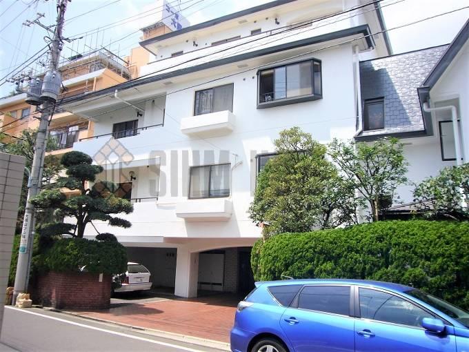 大岡山西本ハウス 3LDK/2階の外観