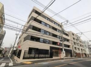 パークナード三田聖坂 2LDK/2階の外観