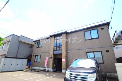 セジュールFXライフイン壱番館 2LDK/1階の外観